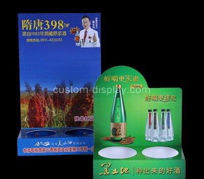 acrylic liquor bottle display ideas