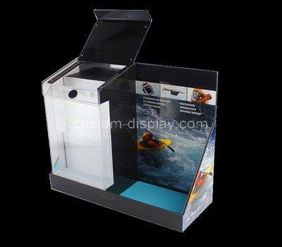 retail acrylic product display