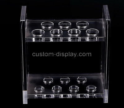 clear display stand for small items