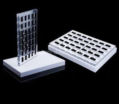 acrylic ring tray organizer