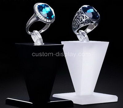 acrylic jewelry ring display