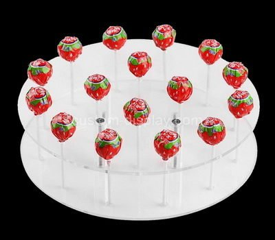 lollipop display rack