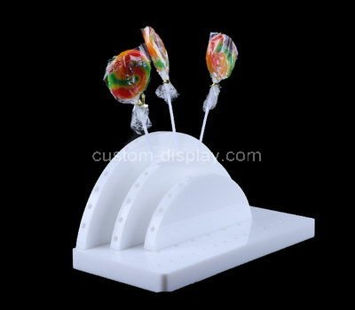 acrylic lollipop stand