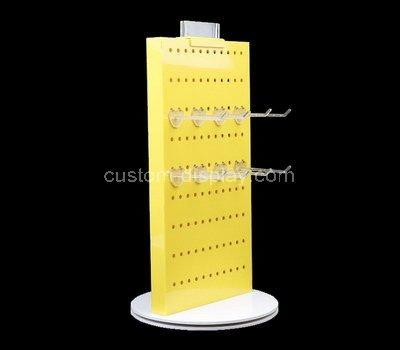 acrylic display rack for hanging items
