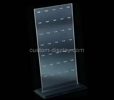 acrylic stud earring display stand