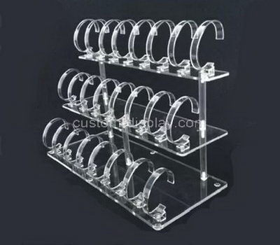 acrylic watch display shelf