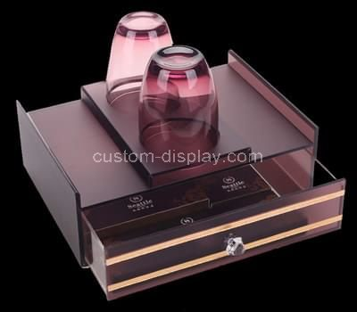 single acrylic drawer