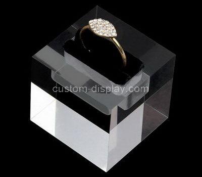 lucite ring holder