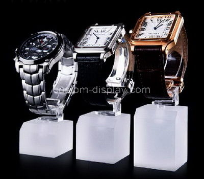 acrylic mens watch display stand