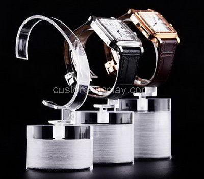 acrylic watch display unit
