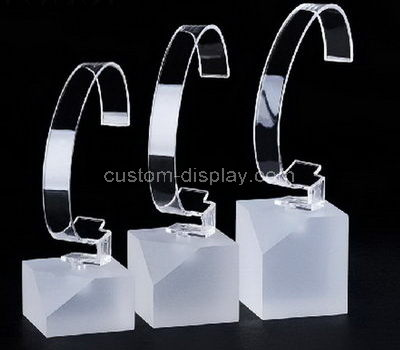 lucite watch display stand for sale