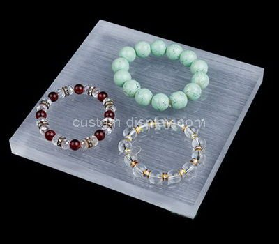 acrylic bracelet display tray