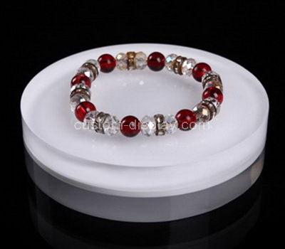 lucite bracelet display tray