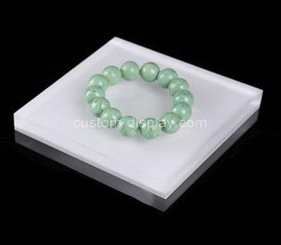 perspex bracelet display tray