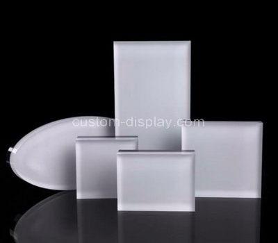 acrylic jewelry display sets