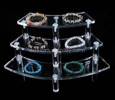 acrylic jewellery counter display stands