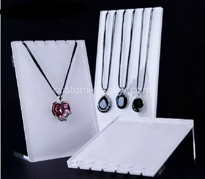 tall necklace display stand