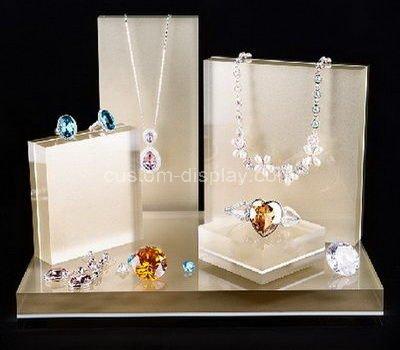 modern jewelry display