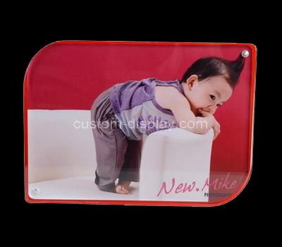 plexiglass photo frame