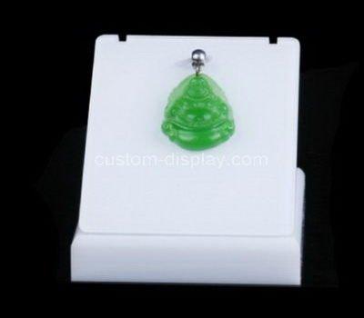 acrylic necklace pendant holder