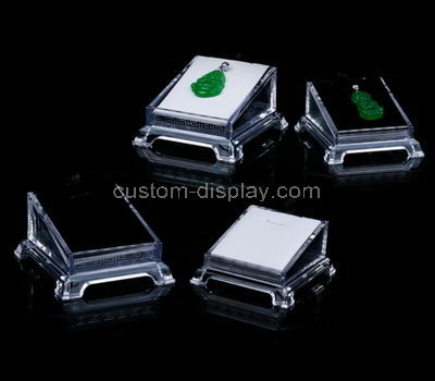 acrylic pendant display box