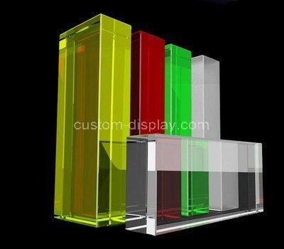 block of acrylic