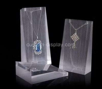 acrylic jewelry necklace display stands
