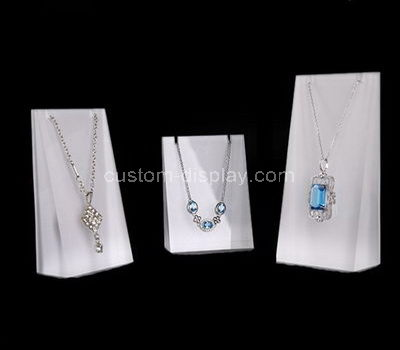 acrylic necklace display stand wholesale