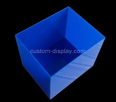 acrylic rectangle container