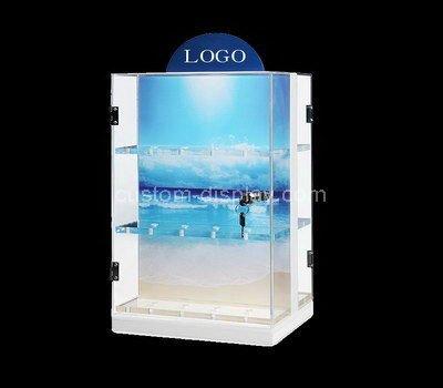 acrylic modern display cabinet
