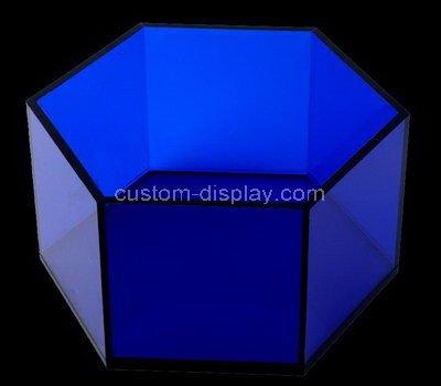 hexagon storage box