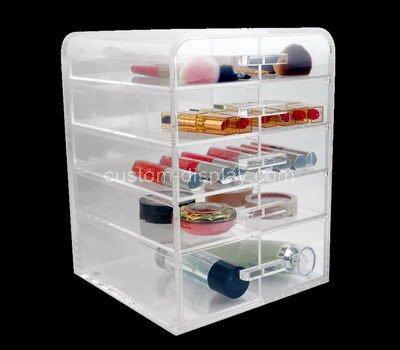 perspex small item display case