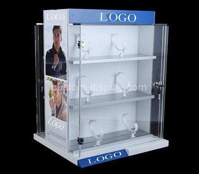 plexiglass watch display cabinet