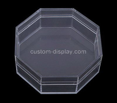 acrylic octagon box