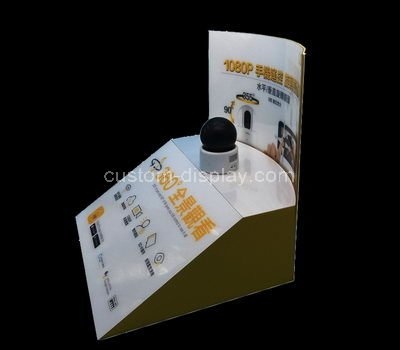 perspex display units for retail stores