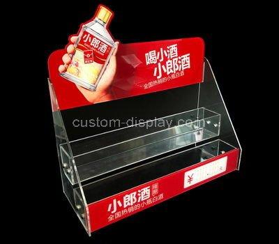 contemporary wine bottle holder