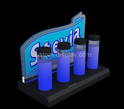 lucite retail shop display units