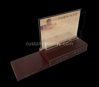 acrylic display stands for retail shops
