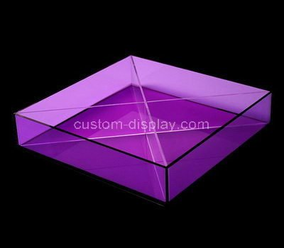 plastic tray box