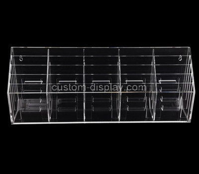 perspex compartment box