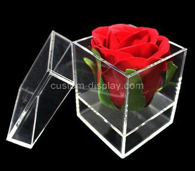 modern flower box