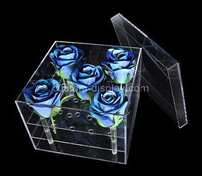flower rose box