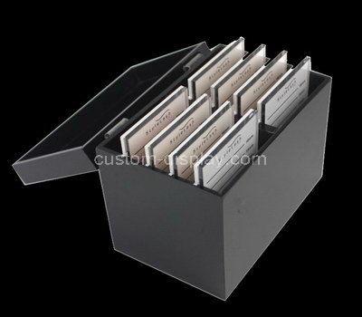 lash box organizer