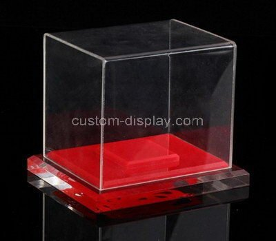 clear acrylic display cases