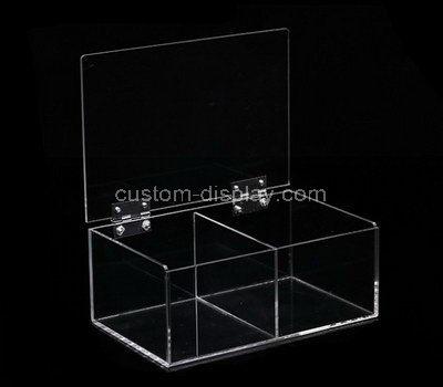 plastic display boxes