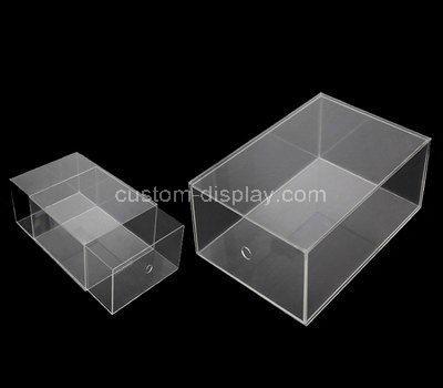 acrylic single drawer storage