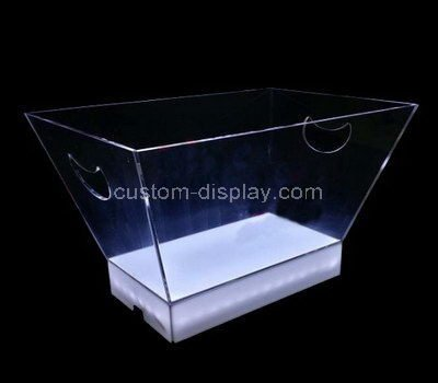acrylic clear display boxes