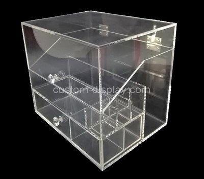 plexiglass container
