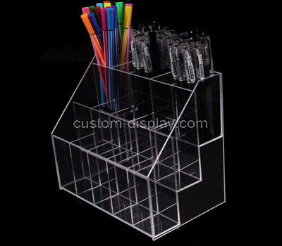 lucite pen display stand