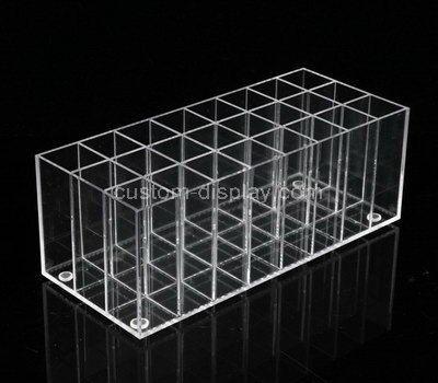 24 compartment plastic storage box